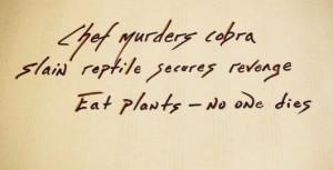 Monty Gelstein's Haiku No. 8