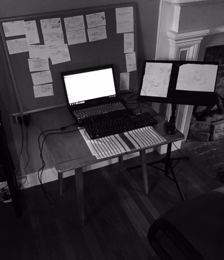 I've been working on an animal-rights-focused play. Here's what that work looks like from my perspective.